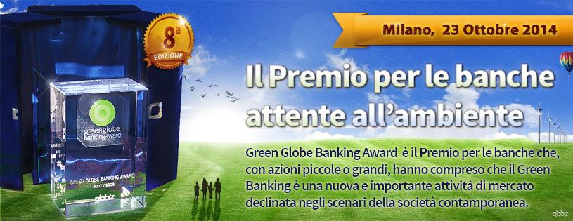 Green Globe banking 2014