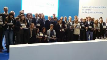 I premiati per lo Sviluppo sostenibile
