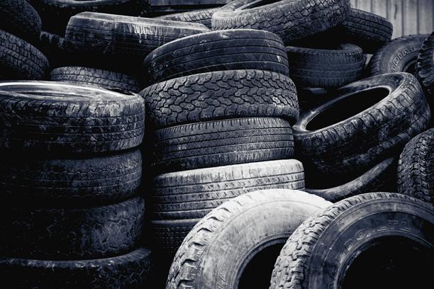 PFU, pneumatici fuori uso