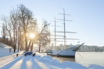 Sweden, Stockholm --- Image by © Kristofer Samuelsson/JohnÈr Images/Corbis