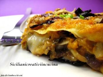 Lasagne di zucca by Siciliani creativi in cucina