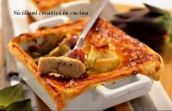 Pollo in sfoglia by Siciliani creativi in cucina