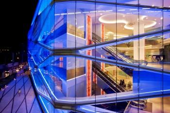 stimolazione sensoriale qualità del sonno Oled luce lighting design led Irene Rettori incidenza energetica illuminazione naturale illuminazione led emissione CO2 benessere percettivo