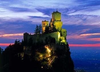 Rocca Guaita, San Marino --- Image by © Jose Fuste Raga/Corbis