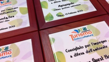 risparmio energetico Oscar ecoturismo mobilità dolce Legambiente fonti rinnovabili ecoturismo comparto turistico italiano Bit