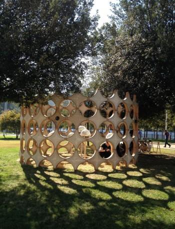 Wunderbugs, installazione interattiva di Francesco Lipari