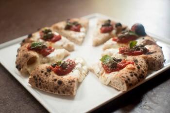 Pizza capperi di salina