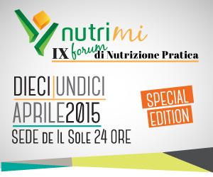 SPRIM sostenibilità al NutriMi intolleranze alimentari Expo 2015 dieta mediterranea applicazioni mobili antiossidanti alimentazione