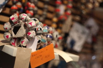 Bracciali di carta - Foto di Alessia Gatta
