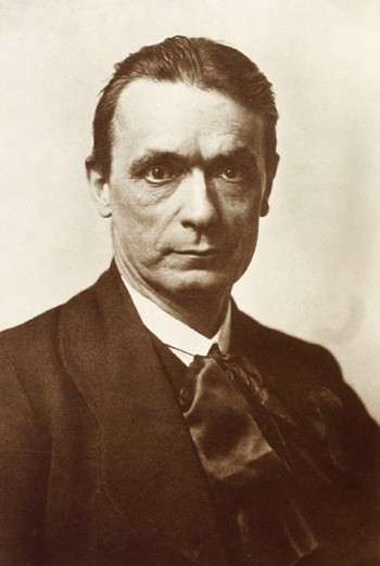 Rudolf Steiner - Image by © adoc-photos/Corbis