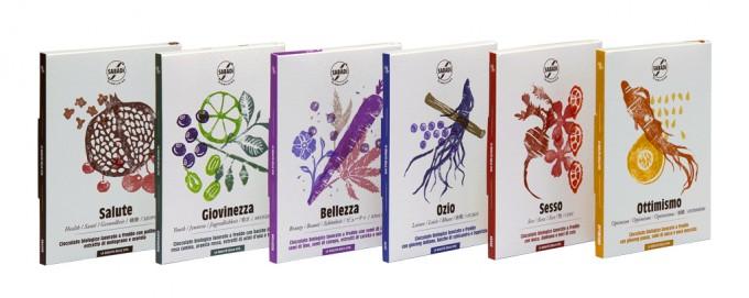 cioccolato funzionale biologico Sabadì