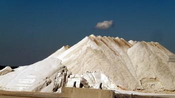La raccolta del sale nella salina di Cervia, Foto J&Konrad/Flickr