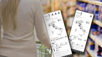 sostenibilità ambientale sodalitas Social footprint QR code marchio di certificazione Coop consumatore Assolombarda
