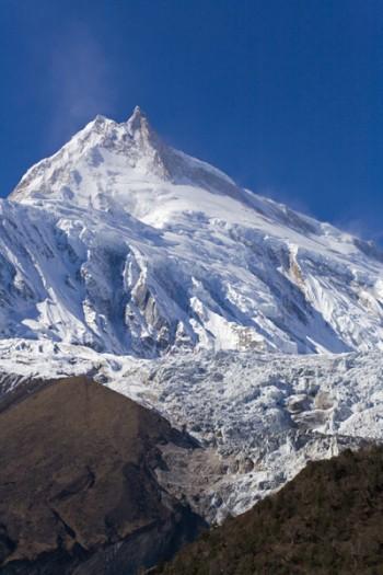 Manaslu Peak - Image by © Craig Lovell/Corbis