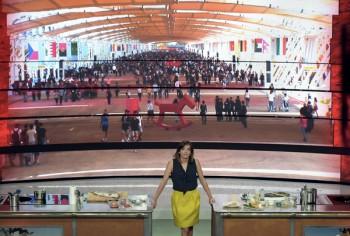 """""""The Cooking Show""""programma tv RAI 3 da EXPO Milano 2015"""