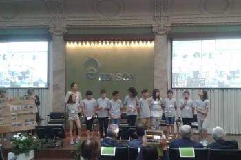 scuola risparmio energetico mobilità sostenibile Legambiente emissioni di CO2 educazione ambientale Edison edilizia sostenibile Eco Generation 2.0