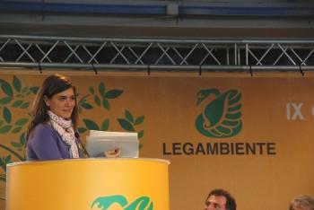 sostenibilità ambientale Rossella Muroni raccolta differenziata Legambiente educazione ambientale Edison eco responsabile Eco Generation 2.0 consumo di suolo Carta di Milano agricoltura sostenibile