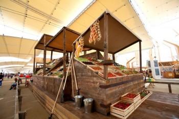 Rai1 Radio2 Padiglione zero Padiglione Kazakhstan Mezzogiorno Italiano Expo2015 Decanter agroalimentare