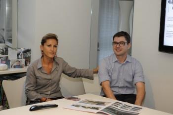 Diana Iannelli e Maik Wunderlich - Markilux - Foto Davide Forti