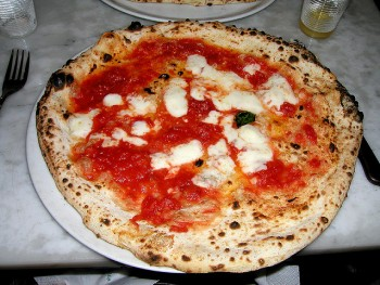 La pizza margherita classica, Foto: Austin Keys/Flickr