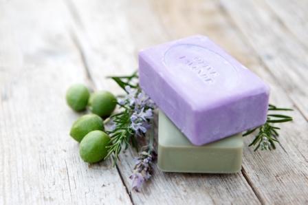 Cosmesi biologica: saponi