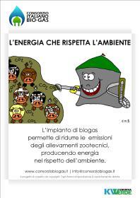 fonti rinnovabili European Biogas Association emissioni gas emissioni di anidride carbonica digestato Consorzio Italiano Biogas Biometano biomasse biogas biofertilizzante #biogasfattobene