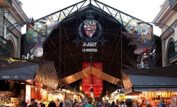 Barcellona punta a trasformare i suoi mercati a chilometro zero, foto: Carlo Ciccarelli/Flickr