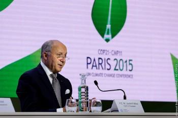 Laurent Fabius presidente cop21 clima
