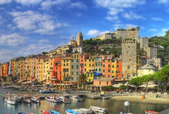 Liguria/Flickr