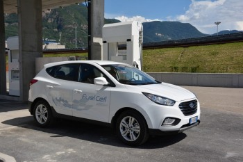 In Italia arriva un piano per la mobilità a idrogeno,Foto Ufficio stampa IIT Bolzano