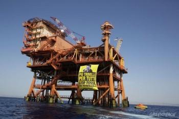 Immagine © Francesco Alesi/Greenpeace