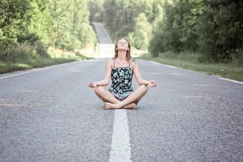 Ogni luogo è ideale per fare meditazione, Foto: Nickolai Kashirin/Flickr