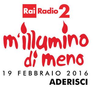 risparmio energetico relazioni con laltro Radio2 radio popolare Massimo Cirri millumino di meno comunicazione caterpillar bike the Nobel bike sharing