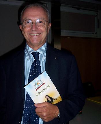 Giancarlo Caletti, professore di gastroenterologia