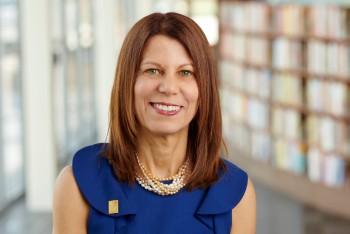 Sari Feldman, direttore esecutivo della Cuyahoga County Library (Foto Ufficio stampa)
