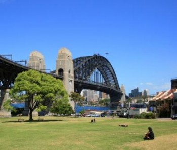 Harbour Bridge, Sydney - Image by iStock