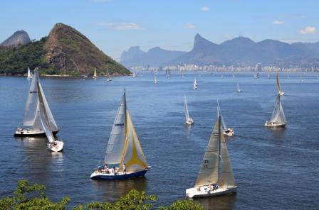 vela sostanze tossiche regate Olimpiadi Rio 2016 Lago di Garda inquinamento fognature favelas balneabilità Baia di Guanabara