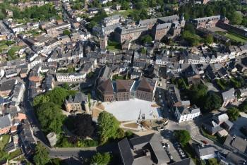 Il progetto del nuovo municipio di Gembloux in Belgio