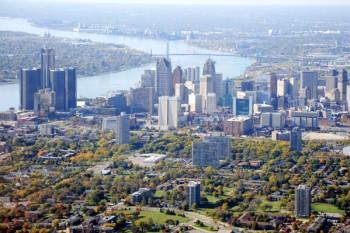 Dopo la crisi, Detroit sta diventando sempre più green, Photo by iStock