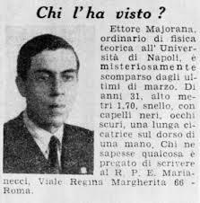 teoria del nucleo studio del Dna ragazzi di via Panisperna Majorana memorandum Ettore Majorana Cnr bomba atomica atomo