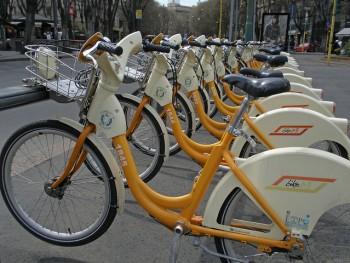 Bike Mi Milano: un esempio virtuoso di mobilità condivisa, foto: Amanda Slater/Flickr