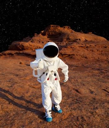 Nel 2030 l'uomo ibernato potrebbe andare su Marte, Image by iStock
