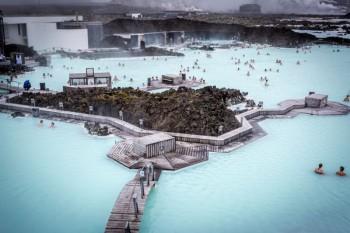 Blue Lagoon, Reykjavik by iStock