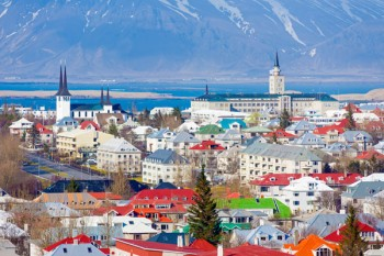 Reykjavik by iStock