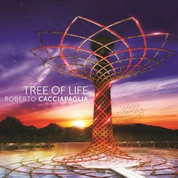 La copertina del disco Tree Of Life- Abero della Vita di Roberto Cacciapaglia