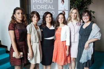 La scienza è donna: cinque le ricercatrici italiane premiate al L'Oréal-Unesco For Women in Science (Foto L'Oreal)