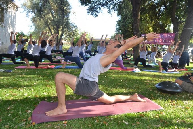 Odaka Yoga, Enzo Ventimiglia
