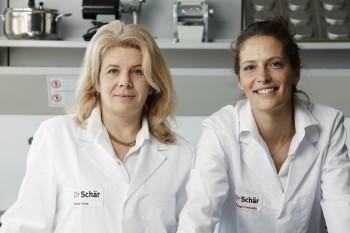 Le scienziate gluten-free Virna Cerne e Ombretta Polenghi