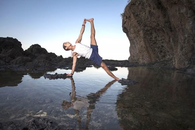 Enzo Ventimiglia maestro di Odaka Yoga