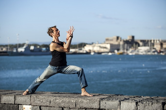 Odaka Yoga, Oceano